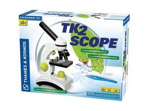 Thames & Kosmos TK2 Scope Microscope and Biology Kit