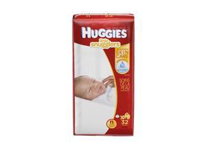 Huggies Little Snugglers Newborn Diapers - 32 Count