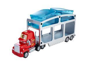 Disney Pixar Cars Color Change Transporter Vehicle - Mack