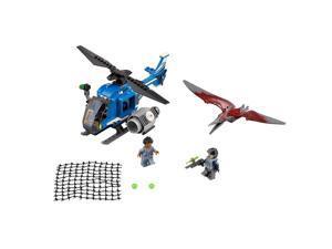 LEGO Jurassic World Pteranodon Capture 75915