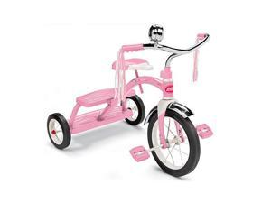 Classic Pink Tricycle RADIO FLYER Tricycles 33P 042385957111