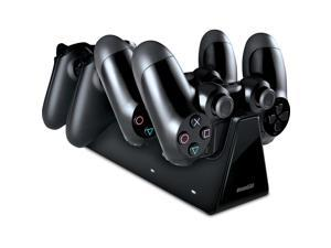 dreamGEAR 22 Charge Station for Sony PS4 - Black