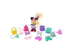 Disney Birthday Surprise Minnie Dress Up Set - 18 Pieces