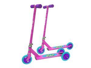 Razor Kixi Mixi Scooter - Girls - Pink/Purple