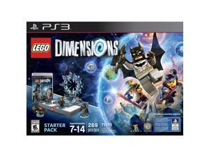 LEGO Dimensions Starter Pack for Sony PS3