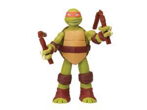 Teenage Mutant Ninja Turtles 11 Inch Power Coil Michaelangelo Figure