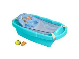 The First Years Disney Pixar Finding Nemo Newborn to Toddler Tub - Blue