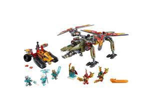 LEGO Chima King Crominus' Rescue 70227
