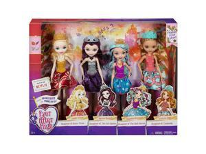 Ever After High Friends Ever After Dolls - 4 Pack