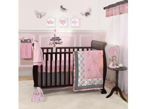 Lambs & Ivy Duchess 9 Piece Bedding Set