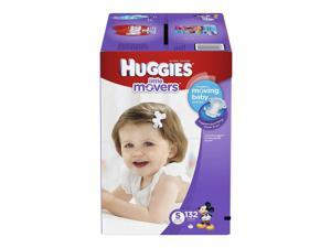 Huggies Little Movers Mickey Mouse Size 5 Baby Diapers - 132 Count