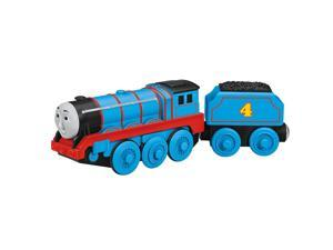 Fisher-Price Thomas & Friends Wooden Railway Battery-Operated Gordon Train
