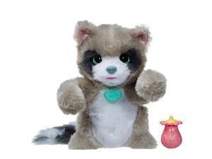 FurReal Friends Woodland Sparkle Rocco, My Peek-a-Boo Raccoon