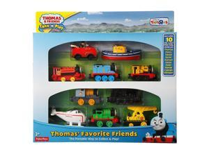 Fisher-Price Thomas & Friends Take-n-Play Thomas' Favorite Friends