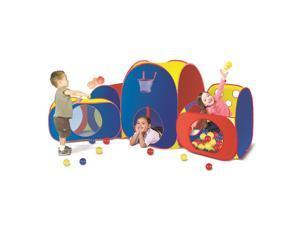 Playhut Mega Fun 4 Piece Play Tent