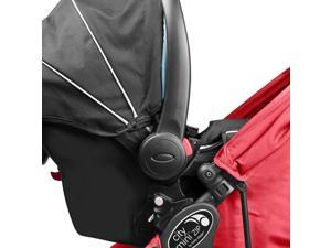 Baby Jogger City Mini ZIP Single Car Seat Adapter for Graco Click Connect