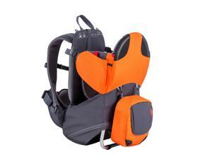 Phil & Ted's Parade Lightweight Backpack Carrier - Orange/Grey