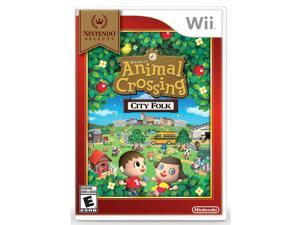 Nintendo Selects - Animal Crossing: City Folk for Nintendo Wii