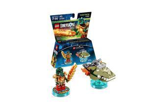 LEGO Dimensions Fun Pack- Chima Cragger