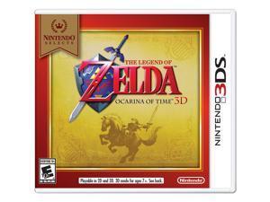 Nintendo Selects - Legend of Zelda: Ocarina of Time 3D for Nintendo 3DS