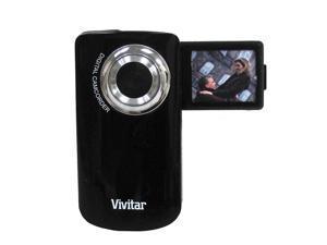Vivitar Digital Video Camcorder - Black