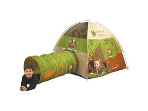 Jungle Safari Tent & Tunnel Combo
