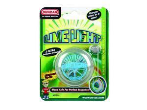 Duncan Lime Light Yo-Yo - Blue
