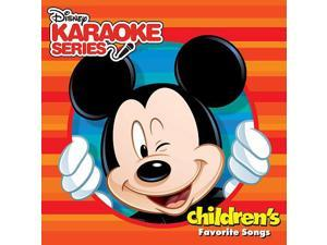 Disney Karaoke Series - Children's Favorite Songs CD