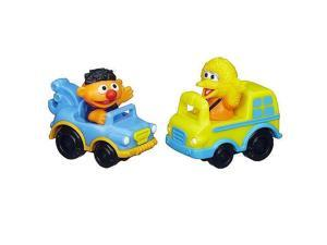 Sesame Street 2-Pack Vehicles - Big Bird and Ernie