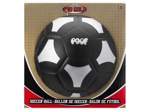 Pro Gold Soccer Ball - Black