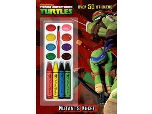 Teenage Mutant Ninja Turtles: Mutants Rule!