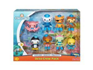 Fisher-Price Octonauts Octo-Crew Pack