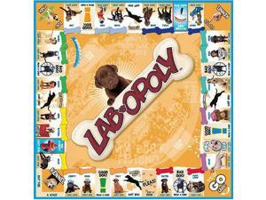 Lab-opoly Board Game