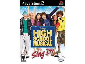 High School Musical: Sing It for Sony PS2