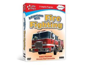 Little Steps: Adventures with Fire Fighting DVD