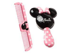 Minnie Mouse Brush & Comb Set
