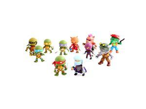 "Teenage Mutant Ninja Turtles Wave 2 3.3""Vinyls - Cartoon Turtles & Villains"