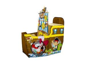 Disney Junior Jake & the Never Land Pirates Jake's Coconut Shooter Boat Play