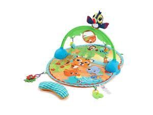 Little Tikes Baby Good Vibrations Deluxe Activity Gym with Bag
