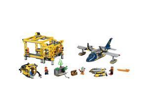 LEGO City Deep Sea Operation Base 60096