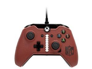 NFL Premium Official Face-Off Controller for Xbox One and Windows - Brown