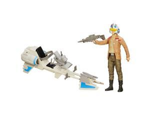 Star Wars The Force Awakens 12-inch Speeder Bike