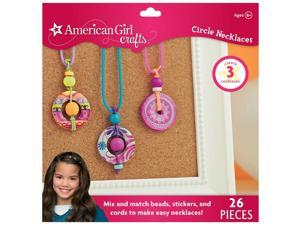 American Girl Circle Necklaces Kit-