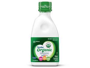 Similac Organic Ready to Feed Infant Formula - 32 Ounce