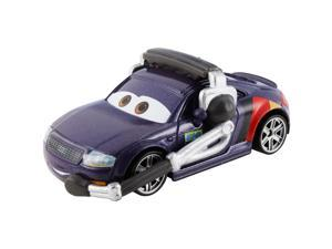 Disney Pixar Cars 1:55 Scale Diecast Vehicle - Otto Bonn