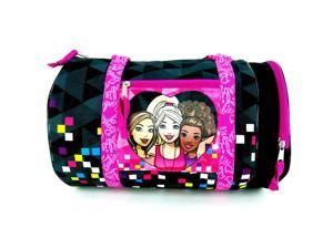 Barbie Duffel Bag with Cinch Sack and Pillow