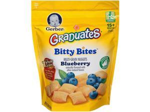 Gerber Graduates Bitty Bites Blueberry