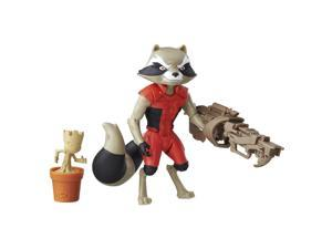 Marvel Guardians of the Galaxy 6 inch Action Figure - Rocket Raccoon
