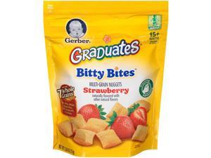 Gerber Graduates Bitty Bites Strawberry