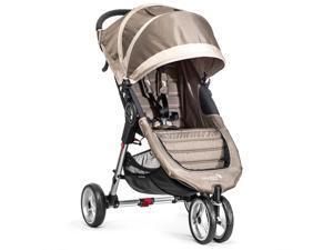 Baby Jogger City Mini Single Stroller - Sand/Stone